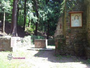altar der ehemaligen kapelle