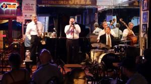 So stellt man sich Jazz in New Orleans vor, oder?