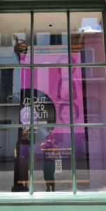 Ausstellung über die Boswell Sisters, ziemlich swingy