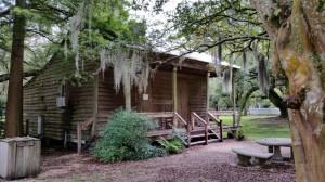 Bescheiden: Behausung für Sklaven der Plantage