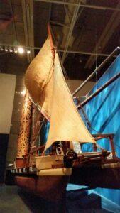 So sahen die waka zur Zeit der Besiedlung Neuseelands durch die Māori aus